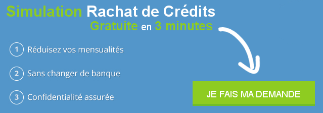 Simulation rachat de credit